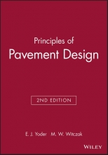Yoder, E. J. Principles of Pavement Design
