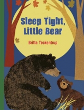 Teckentrup, Britta Sleep Tight, Little Bear