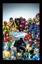 Marvel Universe by John Byrne Omnibus