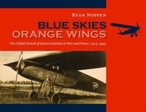 Ryan Noppen Blue Skies, Orange Wings