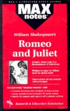 Clamon, Judy Romeo and Juliet (Maxnotes Literature Guides)
