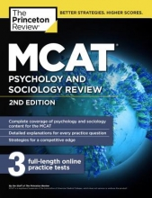 Princeton Review MCAT Psychology and Sociology Review, 2nd Edition