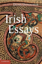 Donoghue, Denis Irish Essays