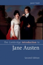 Todd, Janet Cambridge Introduction to Jane Austen