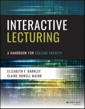 Elizabeth F. Barkley,   Claire Howell Major Interactive Lecturing