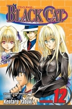 Yabuki, Kentaro Black Cat 12