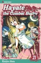 Hata, Kenjiro Hayate the Combat Butler 21