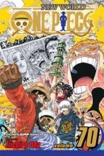 Oda, Eiichiro One Piece 70