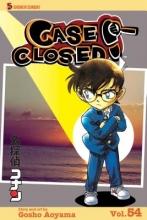 Aoyama, Gosho Case Closed 54