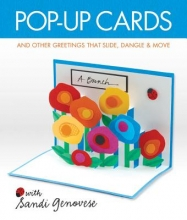 Sandi Genovese Pop-Up Cards