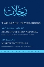 Al-Sirafi, Abu Zayd Two Arabic Travel Books