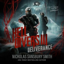 Smith, Nicholas Sansbury Hell Divers III