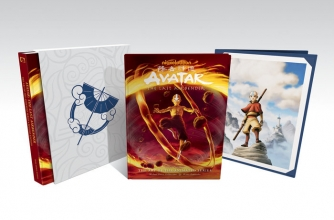 Bryan Konietzko Michael Dante DiMartino, Avatar: The Last Airbender The Art of the Animated Series Deluxe