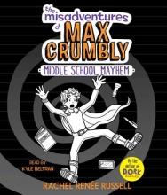 Russell, Rachel Ren The Misadventures of Max Crumbly 2