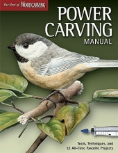 Editors of Woodcarving Illustrated Power Carving Manual (Best of Wci)