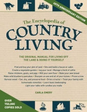 Emery, Carla Encyclopedia of Country Living