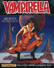 Adames, Chris Vampirella Archives 12
