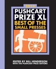 Henderson, Bill The Pushcart Prize