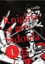 Nihei, Tsutomu Knights of Sidonia, Volume 1