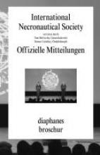 Critchley, Simon Offizielle Mitteilungen