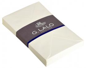 , Envelop Lalo bank C6 gevergeerd wit