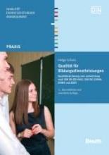 Scholz, Helga Qualität für Bildungsdienstleistungen