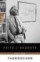 Raddatz, Fritz J. Tagebücher 2002 - 2012