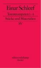 Schleef, Einar Totentrompeten 1 - 4