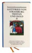 Gottfried von Straßburg Tristan und Isold. Mit dem Fragment des Thomas