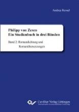 Ressel, Andrea Philipp von Zesen. Ein Studienbuch in drei Bänden 02