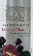 Strittmatter, Eva Liebe und Ha?