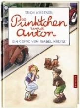 Kästner, Erich Pnktchen und Anton. Ein Comic