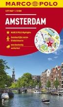 , MARCO POLO Cityplan Amsterdam 1:12 000