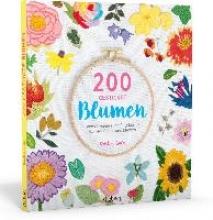 Gula, Kristen 200 gestickte Blumen