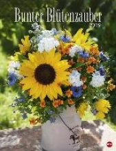 Bunter Blütenzauber Posterkalender 2019