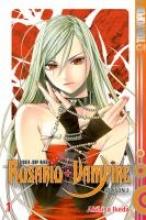 Ikeda, Akihisa Rosario + Vampire Season II. 01