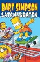 Groening, Matt Bart Simpson Comics Sonderband 11: Satansbraten