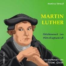 Strauß, Nadine,   Grafik, Paletti Martin Luther