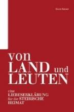 Rinner, Horst Von Land und Leuten