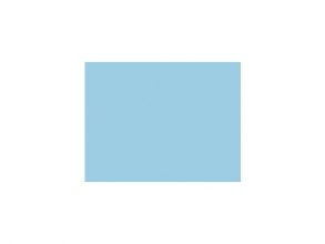 , fotokarton Folia 50x70cm 300gr pak a 25 vel lichtblauw