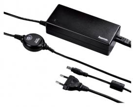 , Adapter Hama notebook universeel 15-24V  90W zwart