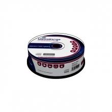 , CD-R MediaRange 700MB|80min 52x speed, 25 stuks