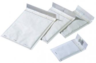 , Envelop Jiffy luchtkussen nr11 122x175mm wit 200stuks