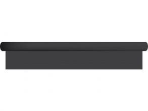 , Kaft en inpakpapier kangaro 500x50cm kraft 60gr zwart