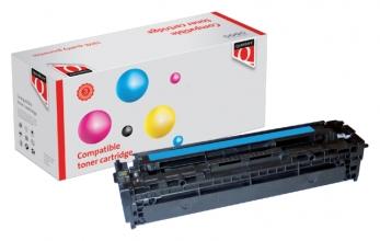 , Tonercartridge Quantore HP CB541A 125A blauw