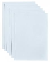 , Kopieerpapier Papicolor A4 200gr 6vel babyblauw