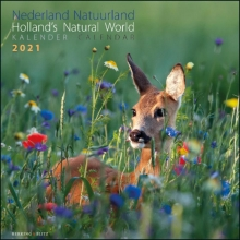 , Nederland Natuurland maandkalender 2021