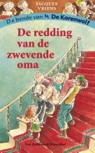 Jacques Vriens , De redding van de zwevende oma