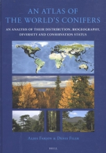 Aljos  Farjon, Denis  Filer An atlas of the World`s Conifers