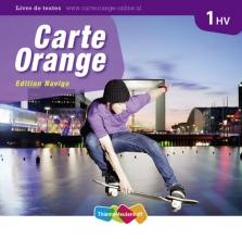 Marjo  Knop Carte Orange 1 HV Tekstboek